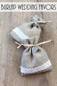 burlap wedding burlap wedding favor bags the country chic cottage