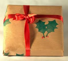 Handmade Gift Wrapping Paper - make your own unique wrapping paper