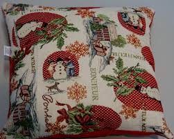 tappeti natalizi natalizio pupazzi di neve cm 40x40