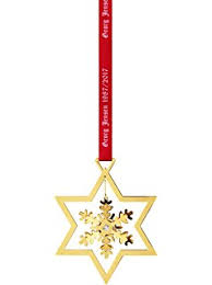 gold plated christmas ornaments georg 3410215 christmas ornament 2015 heart