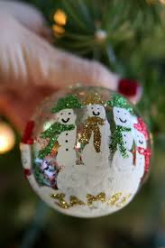 Homemade Christmas Decoration Ideas by Breathtaking Homemade Snowman Christmas Ornament For Your