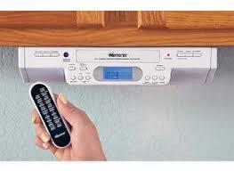 Kitchen Radios Under Cabinet Sony Icf Cdk50 Under Cabinet Kitchen Am Fm Radio Cd Player With