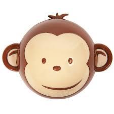 monkey cake topper mod monkey cake topper birthdayexpress
