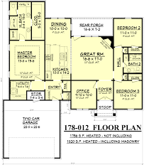 house plan layout sandstone village house plans flanagan construction