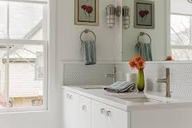 bathroom backsplashes ideas 20 eye catching bathroom backsplash ideas