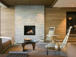 decoration modern fireplace design ideas modern stone
