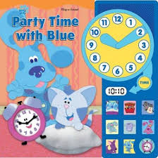 9780785388128 blue u0027s clues party blue interactive