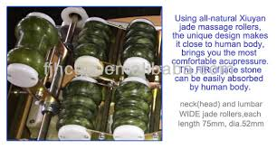 Roller Massage Table by Electric Jade Thermal Full Body Massage Table Like Migun Buy