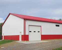 Pictures Pole Barns Gallery Finished Pole Barn Photos Pole Barns Direct
