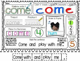 Room Dolch Word Games - 38 best sight words images on pinterest sight word activities
