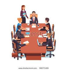 Board Meeting Table Board Room Meeting Stock Images Royalty Free Images U0026 Vectors