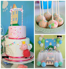 toddler birthday party ideas a peppa pig themed birthday party toddler birthday party ideas