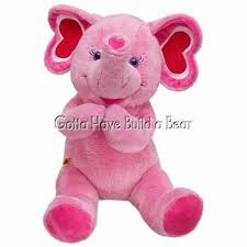 build a unstuffed build a 17 tons of pink elephant unstuffed plush animal