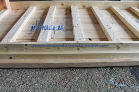 making a wood table top art is beauty how to build your own farmhouse table for under 100