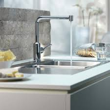 brushed nickel kitchen faucet modern kitchen mixer tap stainless