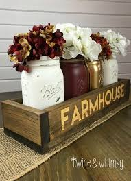 Mason Jar Home Decor Ideas Best 25 Rustic Mason Jars Ideas On Pinterest Mason Jar