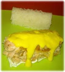 cuisine hollandaise recette recette bûchette au saumon sur lit de chèvre et sauce