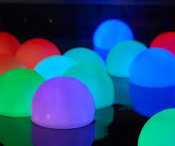 cool light up things mood light balls