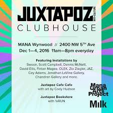 Wynwood Miami Map by Juxtapoz Magazine The Juxtapoz Clubhouse Mana Wynwood