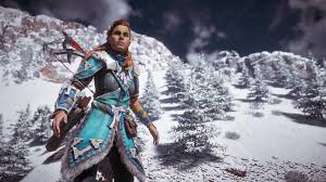horizon zero dawn patch 1 30 adds new game face paint options