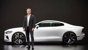 volvo electric car wbir com volvo u0027s polestar to go electric performance car brand
