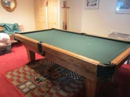 olhausen 7 pool table pool table 8ft olhausen sheraton model burlington ma patch