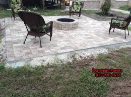 Patio Pavers Ta Firepit Builders Patio Firepits Patio Pavers Dynamite Fence