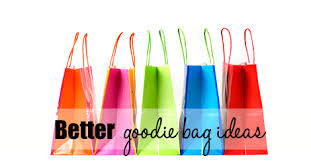 where to buy goodie bags better goodie bag ideas