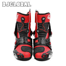 low moto boots compare prices on motorcycle boots red online shopping buy low