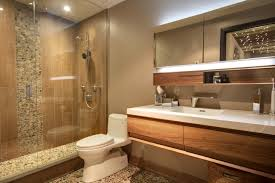 bathroom idea 21 river rock bathroom designs decorating ideas design trends