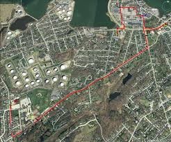Portland Maine Map by City Of South Portland Broadband Initiatives