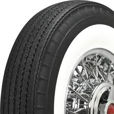 15 Inch Truck Tires Bias Wide Whitewall Radial Tires American Classic Tire