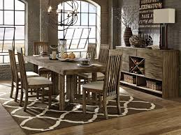 Dining Room Sets For 6 Adler 7pc Rectangular Solid Acacia Dining Room Set Table 6