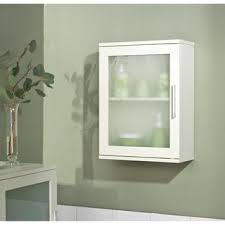 Small Wall Cabinets For Bathroom Wyndenhall Single Door Bathroom Wall Cabinet In White Free