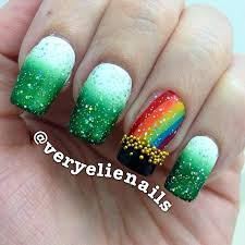 63 best st patrick u0027s day nail art images on pinterest holiday
