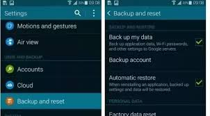 reset android is it possible to get data after a factory reset in an android