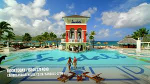 sandals resorts 2 for 1 sale love nests youtube