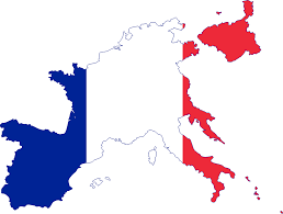 Byzantine Empire Flag 1st French Empire Flag Maps Pinterest French Empire And