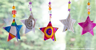 3d paper ornaments learn how to make this great
