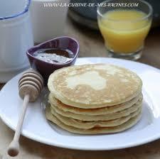cuisine facile et rapide pancakes recette facile rapide la cuisine de mes racines