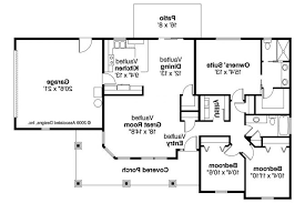 bungalow style homes floor plans bungalow style home simple house plans cottage c0f44304890 traintoball