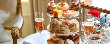 traditional english afternoon tea knightsbridge london