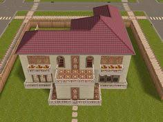 Sims Freeplay House Floor Plans Variation On Stilts House Design I Saw On Pinterest Thesims