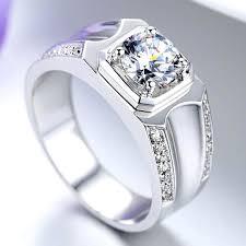 ring for men diamond rings for men buy sweet 3 diamond ring for men online
