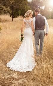 backless wedding dresses backless wedding dresses column backless wedding gown essense
