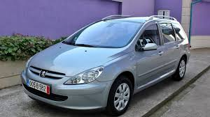 peugeot 307 new peugeot 307 sw 2003 2 0i 136hp youtube