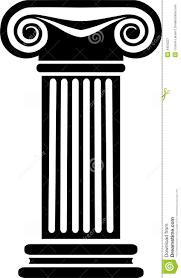 Greek Pedestal Greece Clipart Pedestal Pencil And In Color Greece Clipart Pedestal