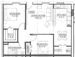 Tamarack Floor Plans by The Lofts Abbott Unit 103g Buffalofts Lofts