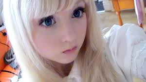 baby doll makeup halloween how to look like a doll make up youtube