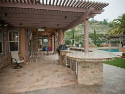 paver outdoor kitchen outdoor patio flooring ideas backyard